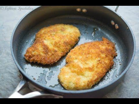 Parmesan Crusted Chicken – Fifteen Spatulas