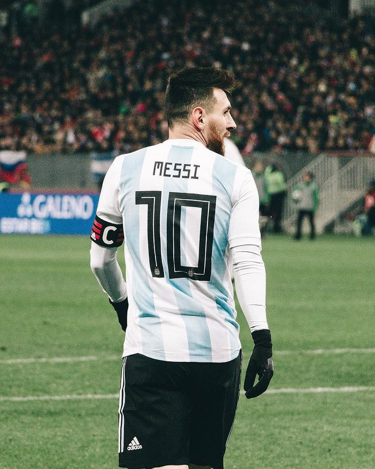 Ready to make history in 2018 - Gear up for the @fifaworldcup with the new @adidasfootball jerseys. Shipping free at the link in the bio. — #soccerdotcom #adidas #adidasfootball #messi #leomessi #worldcup #soccer #HereToCreate