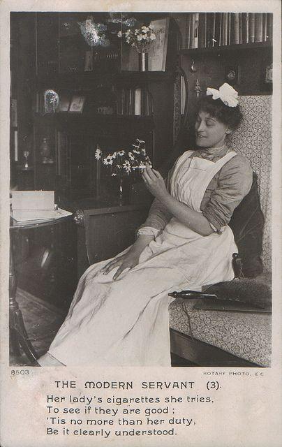 The Modern Servant (Rotary 8503) 1906