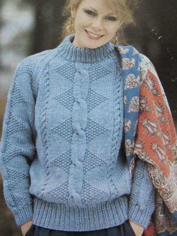 Double Chunky Knitting Patterns : 1000+ ideas about Double Knitting Patterns on Pinterest Fair isle knitting ...