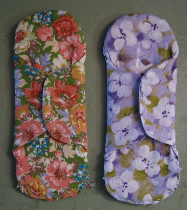 Diy Cloth Pads Tutorial: Best 25+ Menstrual Pads Ideas On Pinterest