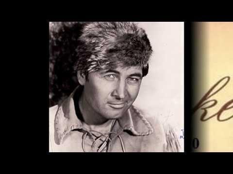 Davy Crockett & Daniel Boone Songs - A Fan's Good Bye & Tribute To Fess Parker in 720-P