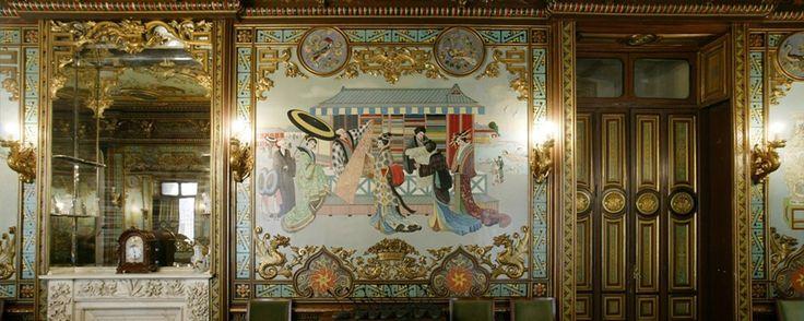 Palacio de los duques de Santoña - Motivo oriental