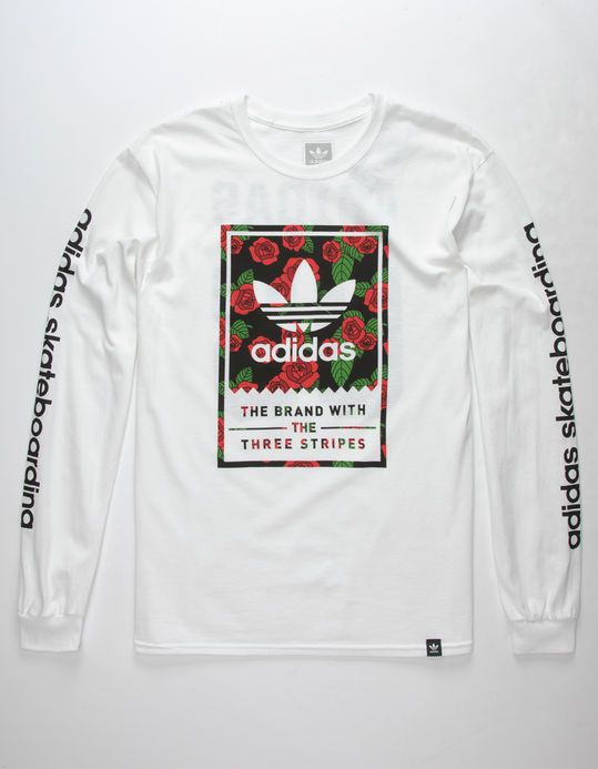 a9fe6be19 ADIDAS Classic Print Rose Mens T-Shirt (I really like this ...