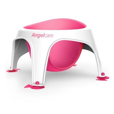 Angelcare Сиденье для купания детей Angelcare Bath Ring розовое  — 2990р.  Удобное детское сиденье с системой антискольжения. Подойдет для малышей с 6 месяцев.