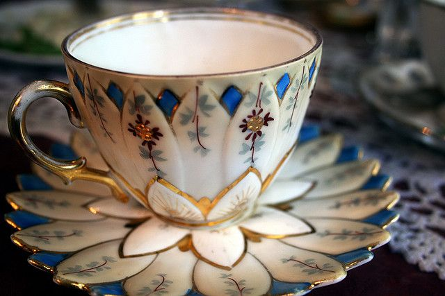 *Lotus Cup: Bathroom Design, Vintage Teacups, Lotus Cups, Teas Time, Teas Cups, Vintage Teas, High Teas, Teas Sets, Teas Parties