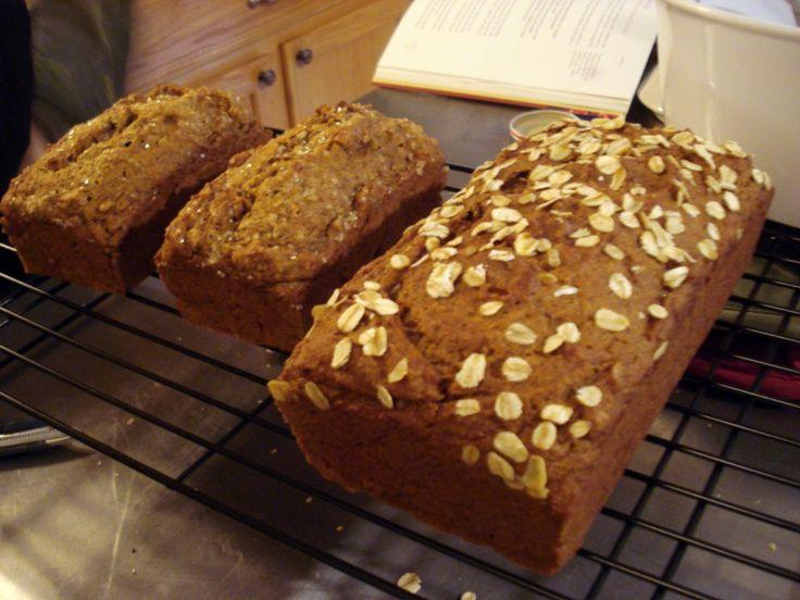 Vegan Pumpkin Spice Bread is a breakfast or snack worth having. Vegan & made with superfoods ingredients