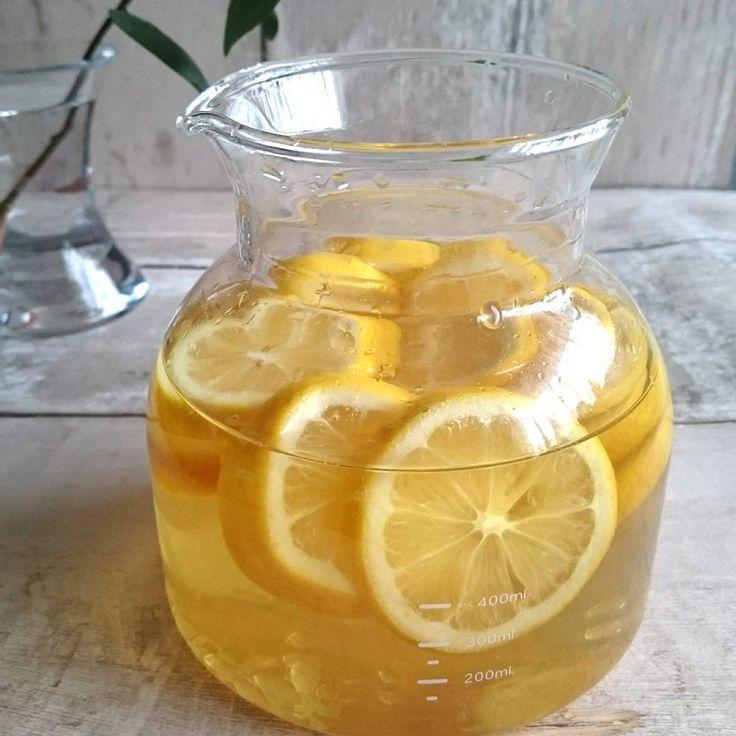 この夏作るしかないダイエット疲労回復にレモン酢の作り方効果をご紹介