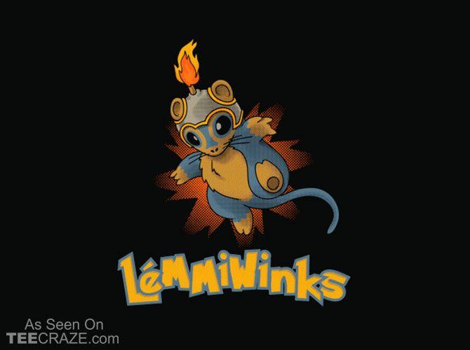 Lemmiwinks T-Shirt - http://teecraze.com/lemmiwinks-t-shirt/ -  Designed by Busted Tees      #tshirt #art #fashion #TCRZ #southpark