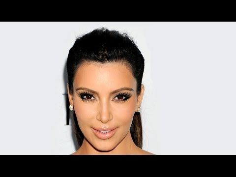 Contour like a pro with this get the look Kim Kardashian video!