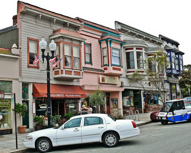Parts of pacific grove ca look like what i imagine cannon - Downtown at the gardens movie times ...