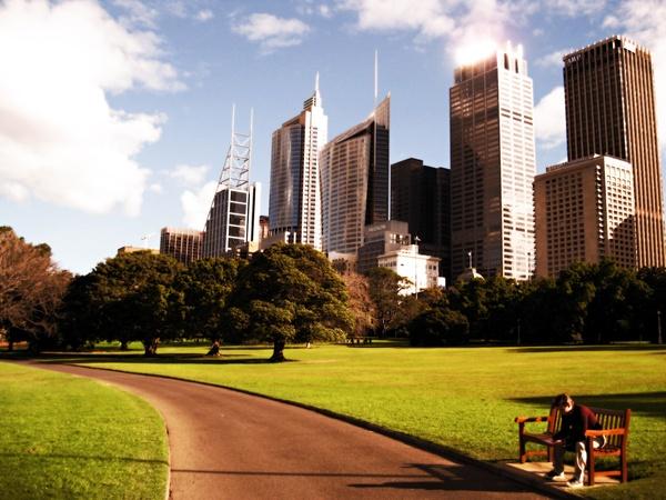 Sydney My Sydney by emre pehlevan, via Behance