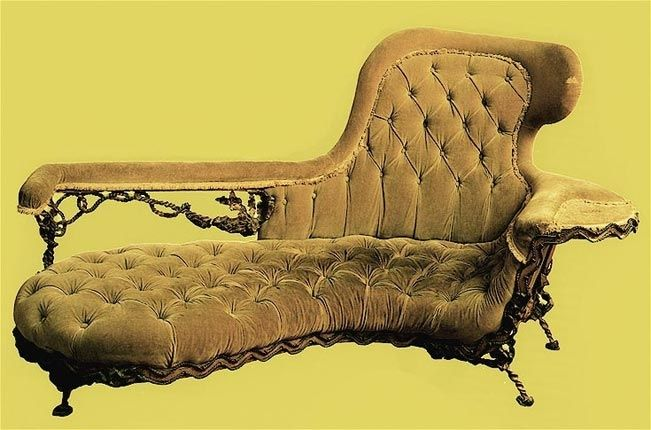 110 best images about antoni gaudi furniture details of for Barcelona chaise longue