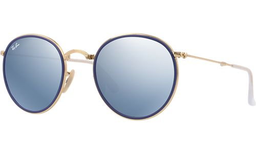 Ray-Ban Sunglasses Collection - Round Folding RB3517 | Ray Ban® Official Site