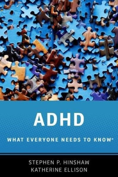 ADHD: What Everyone Needs to Know @addcrusher @additudemag @adddiagnosis @addclasses