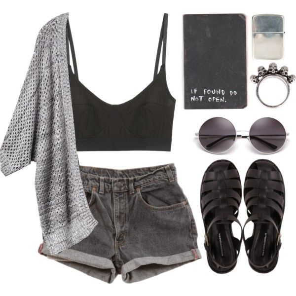 edgy oufit. comfy and casual with dark colors