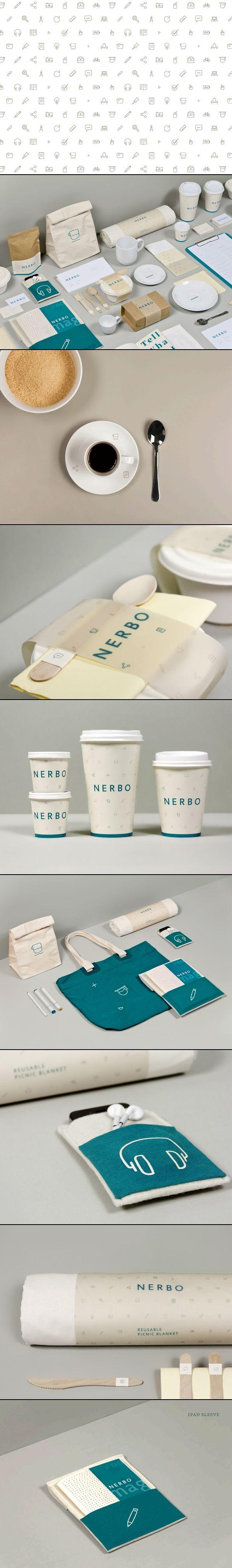.Nerbo #identity #packaging #branding PD