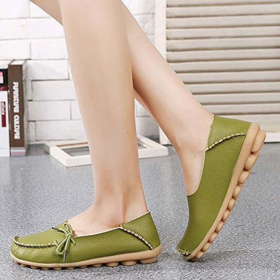 Purple)   Loafers \u0026 Slip-Ons