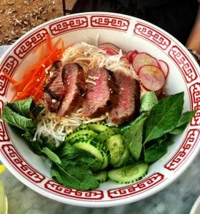 Vietnamese & French Fusion - Elizabeth Street Cafe  1501 South First Street  Austin, Texas 78704