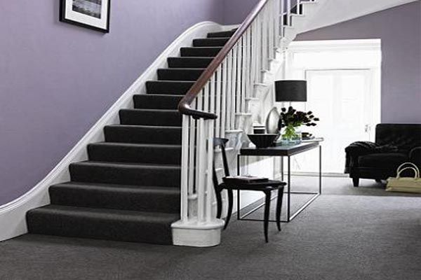 hall stairs and landing interior design - Google Search