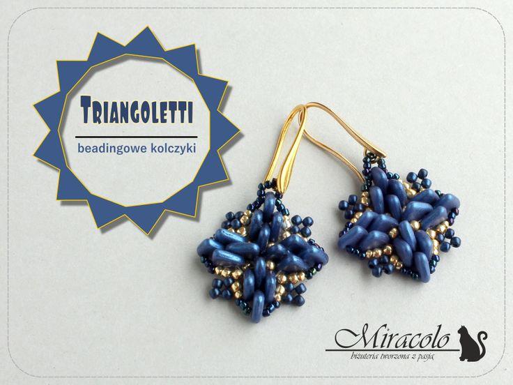 http://blog.royal-stone.pl/triangoletti-kolczyki-z-koralikami-triangle-tutorial/