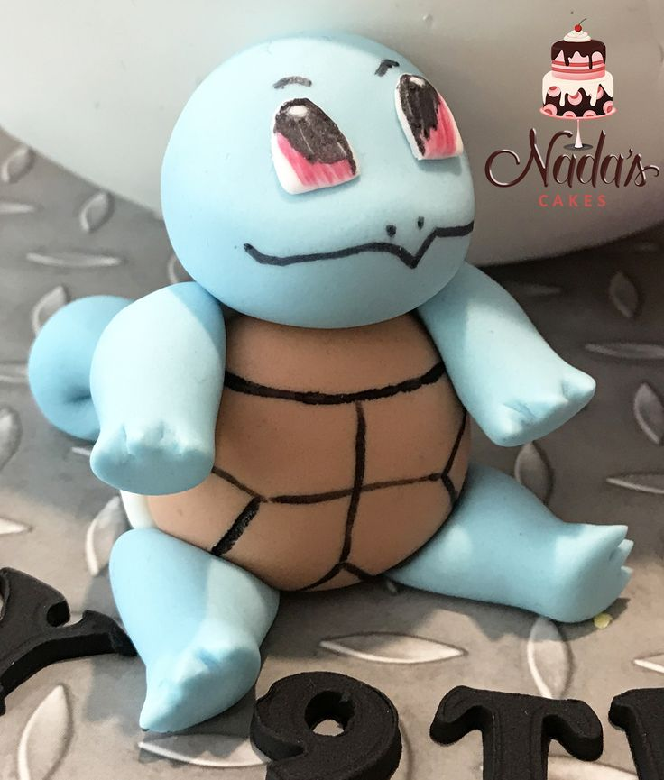 Pokemon Squirtle Topper