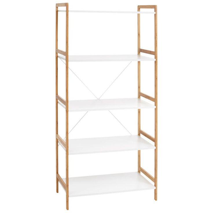 BROBY Shelving Unit (5 Shelves)
