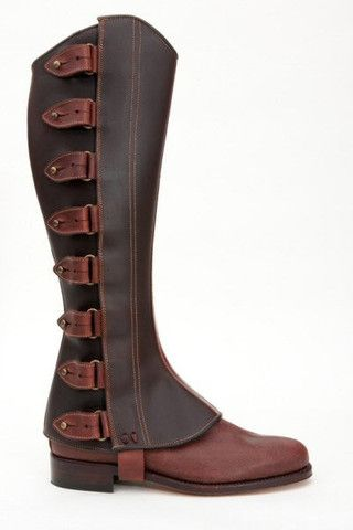 Picture of Half Chaps (Polainas): Brown