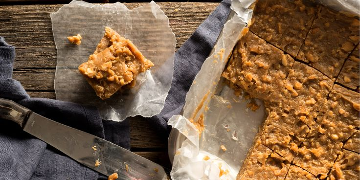 Chewy Pumpkin Protein Bars