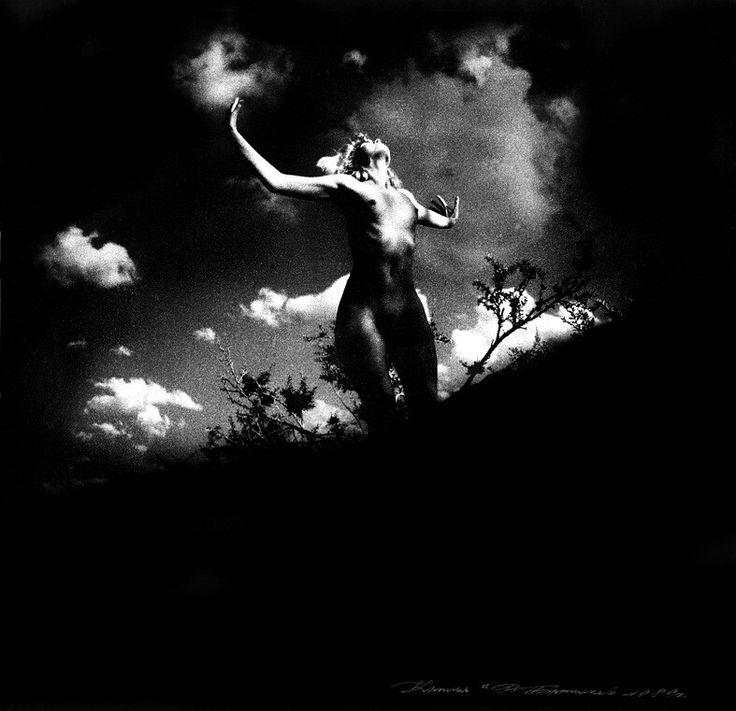 Alone with the sky. Vladimir Brylyakov. 1987.