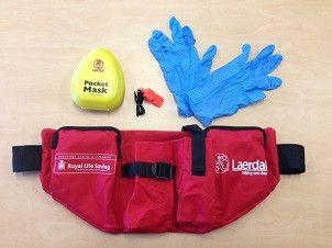 Lifeguard Bumbag Complete