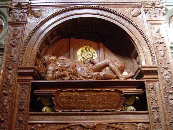 Bartolomeo Berecci - nagrobek Zygmunta Starego 1529-31