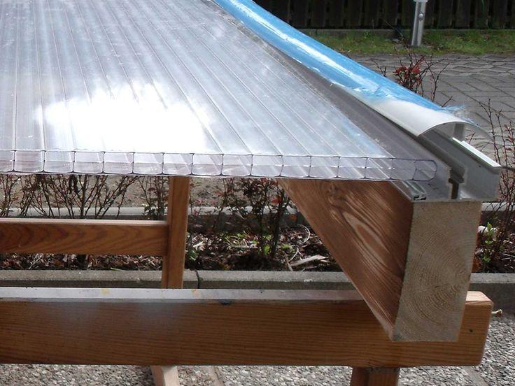 terrassenüberdachung selber bauen ▷ schritt für schritt - bauen, Hause deko