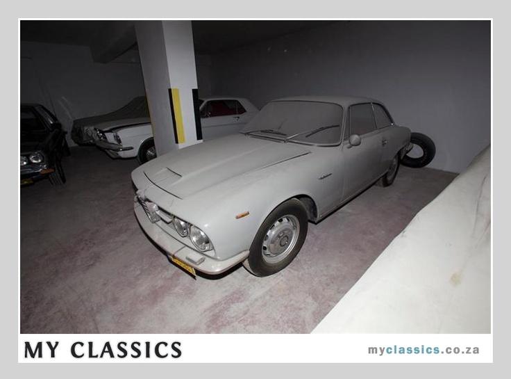 Classic Car For Sale: 1964 Alfa Romeo 2600 Sprint (€16000)