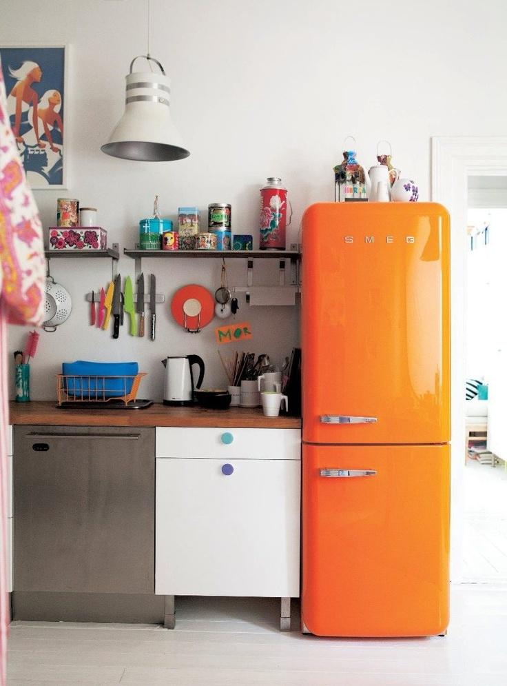 1000 images about smeg fridge on pinterest smeg fridge for Smeg kitchen designs
