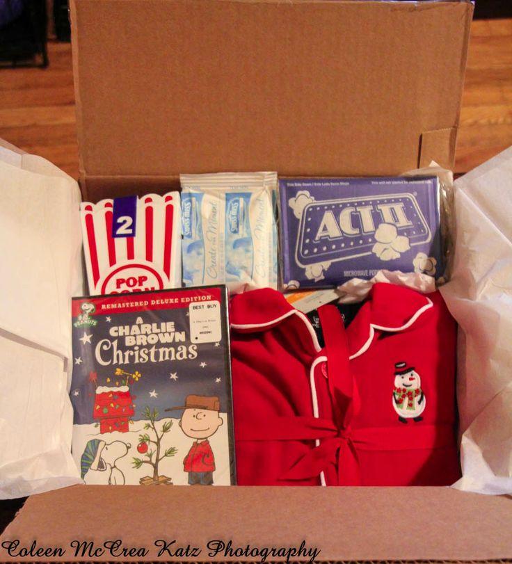 Christmas Eve Craft Ideas Part - 20: Christmas Eve Box 2013