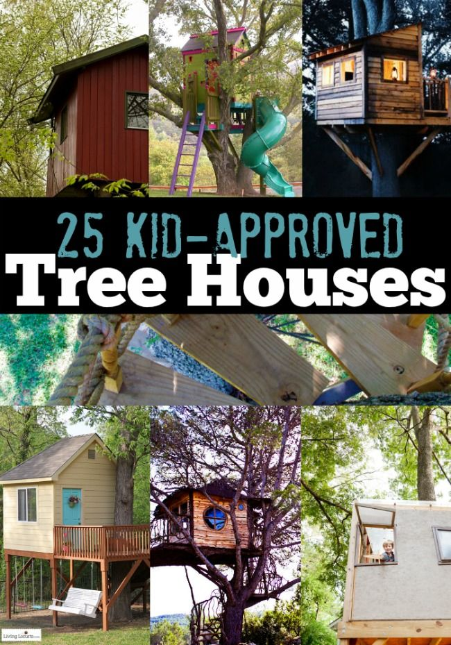 25 Extreme Tree Houses - Kids Activities Blog