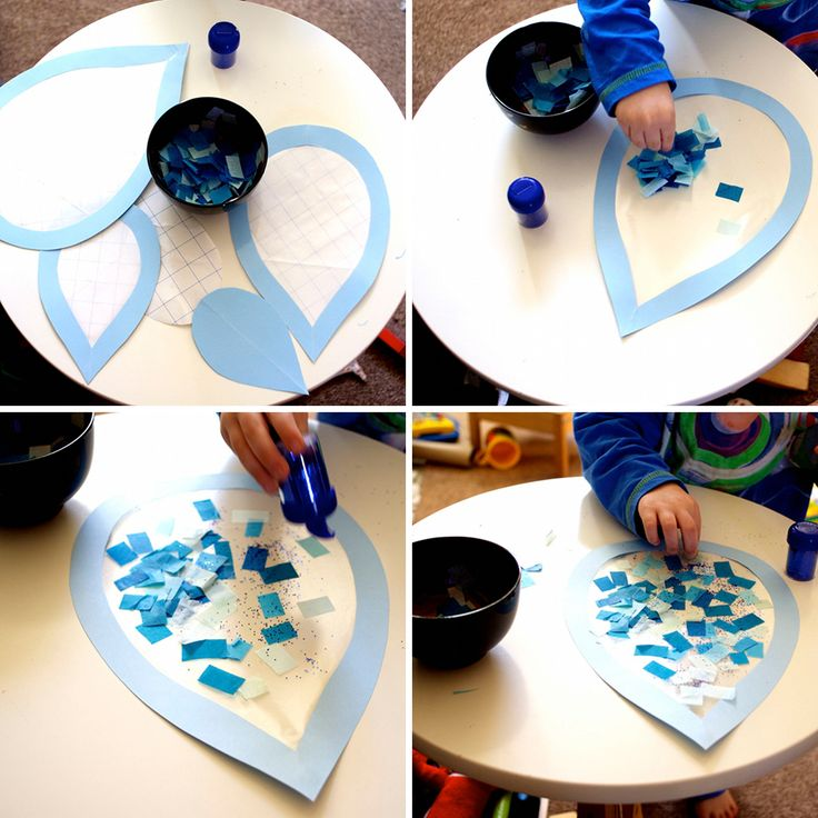 weather crafts | Messy Boy actually really enjoyed this craft. He particularly liked ...