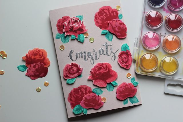 Handmade by Dmitrishina: открытки / cards