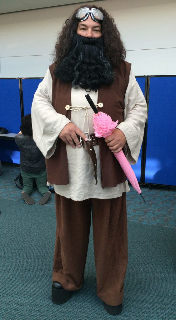Hagrid Cosplay Costume
