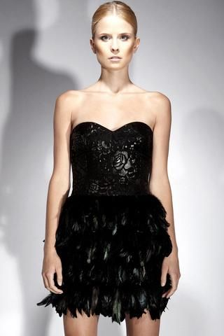 Rent a designer evening dress