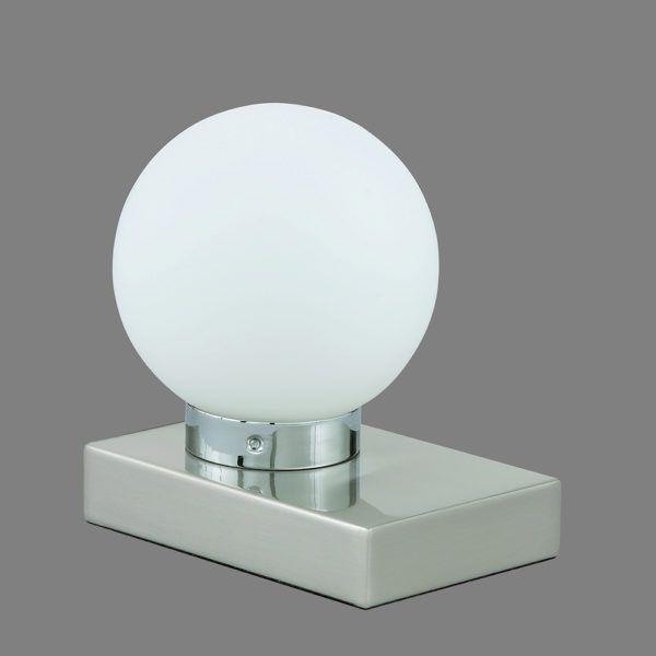 Dimmbare Tischleuchte Mit 4fach Touch Dimmfunktion 15 Cm Hohe