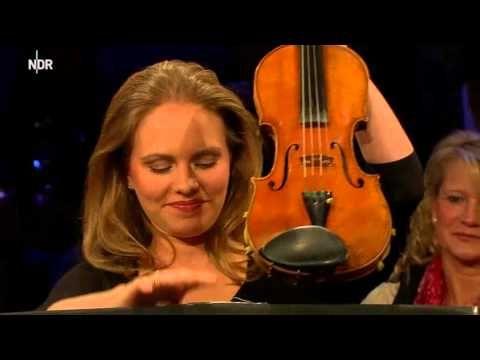 ▶ Julia Fischer & David Garrett in der NDR Talk Show - YouTube