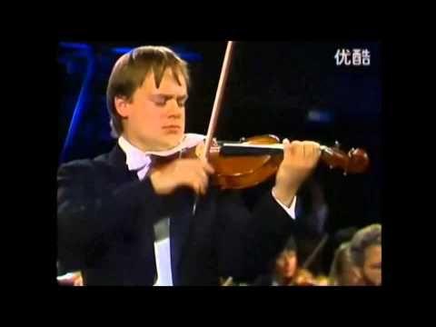 Tchaikovsky violín Concerto in D Major Op. 35 Frank Peter Zimmermann. - YouTube