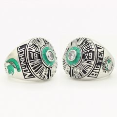 1979 Michigan State Spartans Basketball National Championship Ring