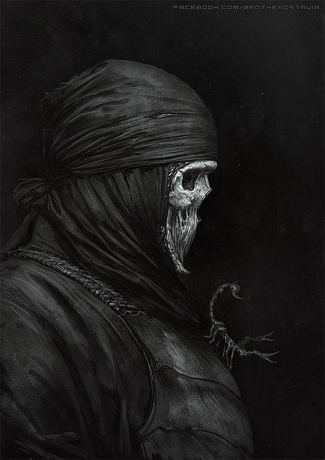 Into the Darkness Seduction...No me queda claro cual me aterra más.