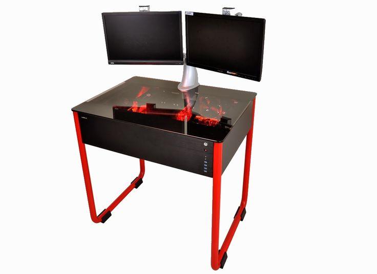 El ordenador de escritorio sigue teniendo futuro si son como este mod-PC