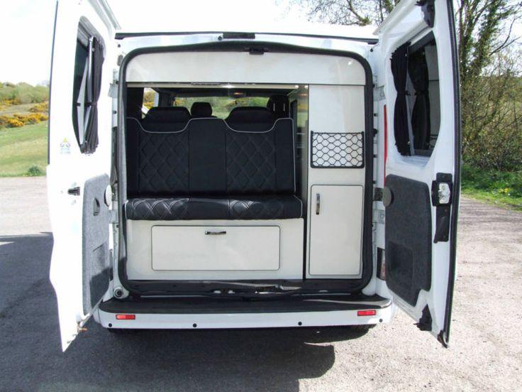 vauxhall vivaro sportive lwb camper day surf van. Black Bedroom Furniture Sets. Home Design Ideas