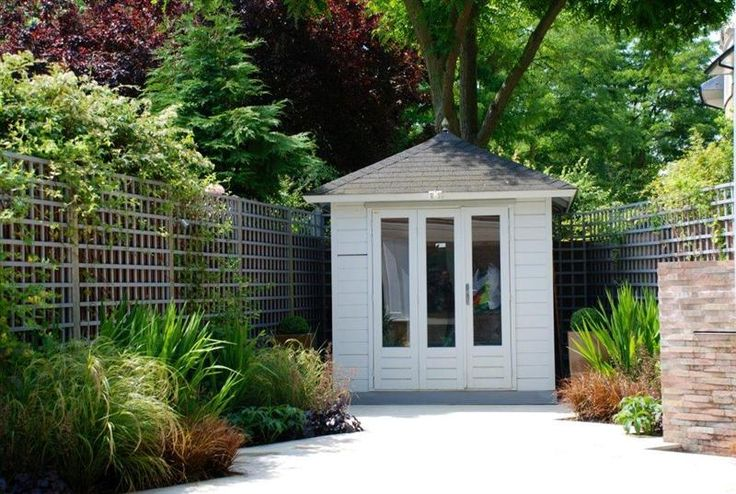17 best images about stirchley summerhouse dreams on for Garden designs with summer house