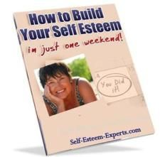 Tons of free printable self esteem activities